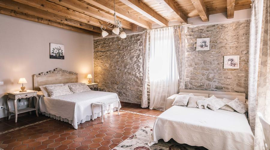 Four bedded-room Ripasso Suite