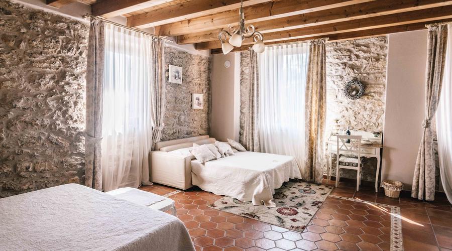 Triple room Ripasso Suite