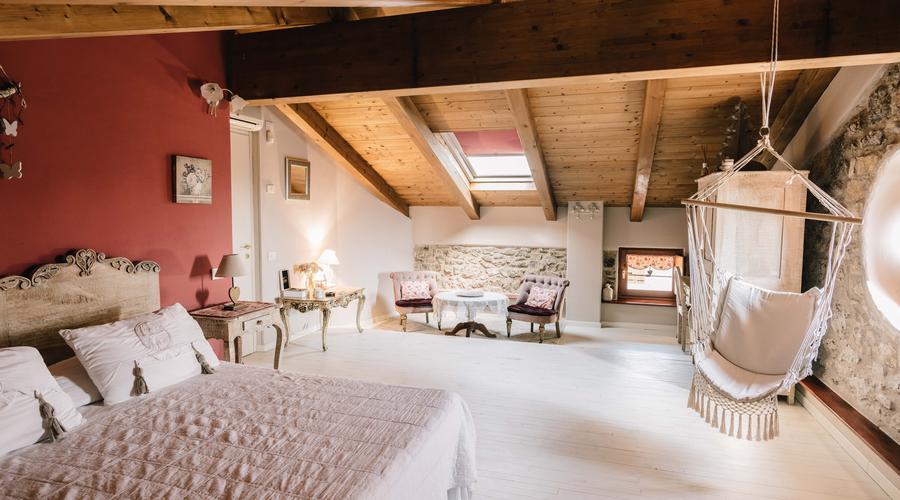 Triple room Amarone Suite
